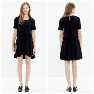 Madewell Black Folio Dress | 4